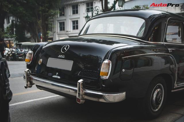Mercedes-Benz 190 - Xe sang hàng hiếm gần 60 năm tuổi tại Việt Nam - Ảnh 9.