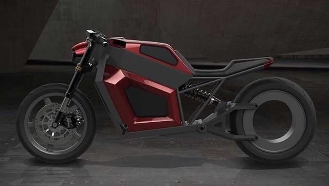 Top 5 thiết kế xe máy điện đẹp nhất năm 2018 - Ảnh 3.