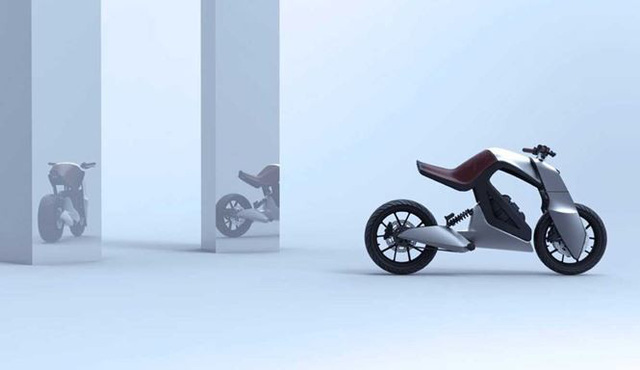 Top 5 thiết kế xe máy điện đẹp nhất năm 2018 - Ảnh 5.