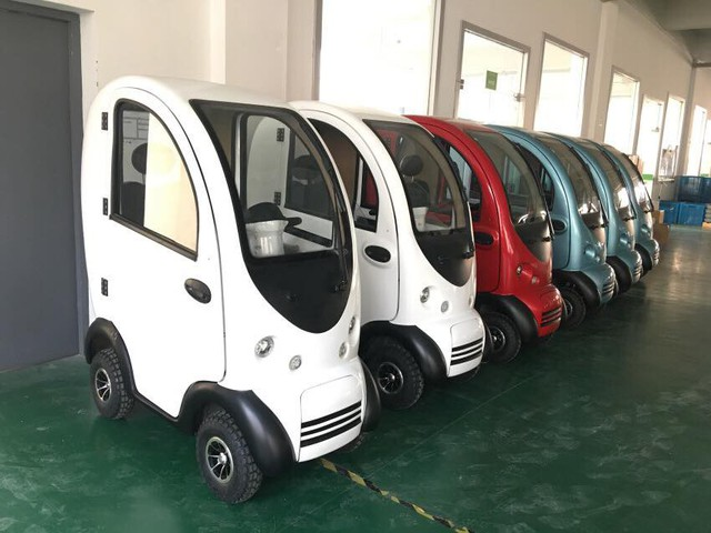 IDU - Ô tô Trung Quốc giá sốc 40 triệu, có cả camera lùi tại Việt Nam - Ảnh 7.