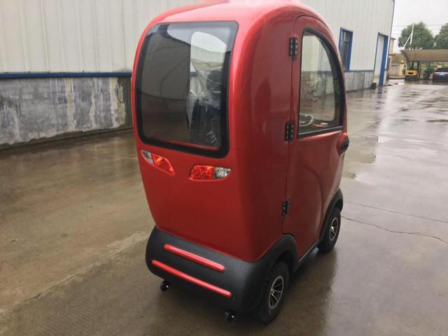 IDU - Ô tô Trung Quốc giá sốc 40 triệu, có cả camera lùi tại Việt Nam - Ảnh 5.