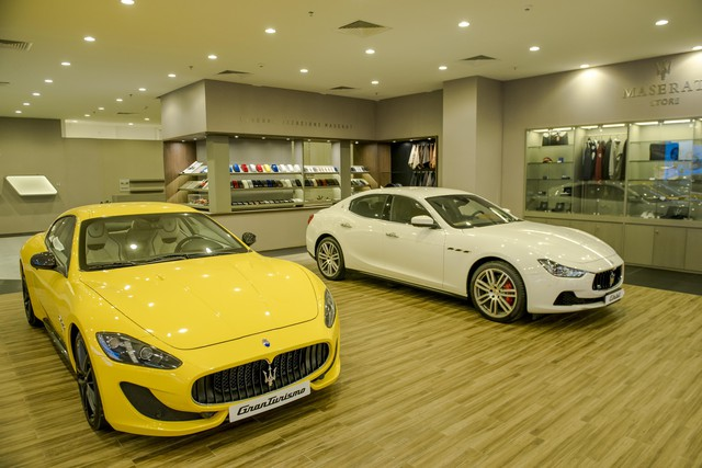 Sau Porsche, đến lượt Maserati mở thêm khu trưng bày để thu hút đại gia Hà Nội - Ảnh 4.