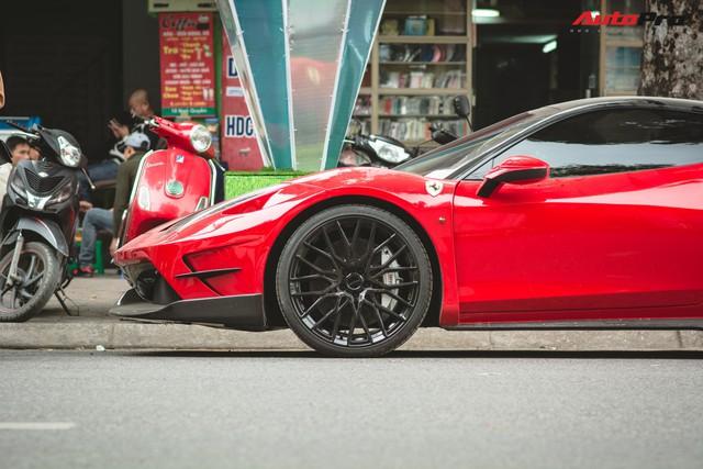 Khám phá gói độ bạc triệu độc nhất Việt Nam của Ferrari 458 Italia từng qua tay Phan Thành  - Ảnh 6.
