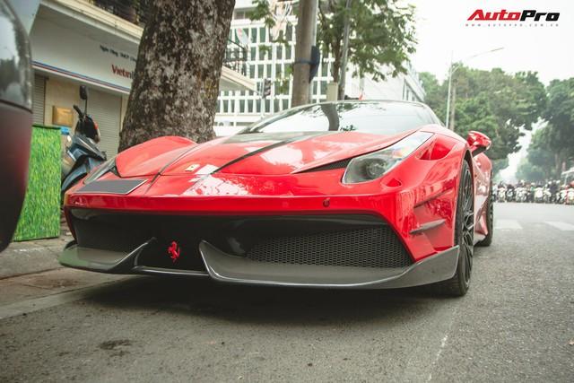 Khám phá gói độ bạc triệu độc nhất Việt Nam của Ferrari 458 Italia từng qua tay Phan Thành  - Ảnh 1.