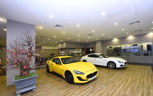Sau Porsche, đến lượt Maserati mở thêm khu trưng bày để thu hút đại gia Hà Nội - Ảnh 2.