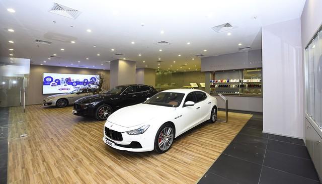 Sau Porsche, đến lượt Maserati mở thêm khu trưng bày để thu hút đại gia Hà Nội - Ảnh 1.