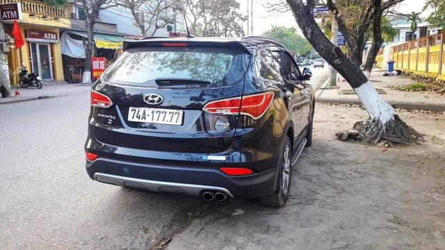Bộ sưu tập Hyundai Santa Fe mang biển số khủng tại Việt Nam: Hà Nội chiếm ưu thế - Ảnh 8.