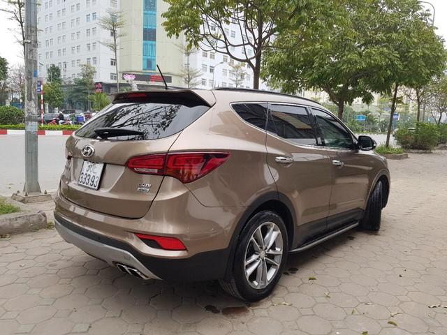 Bộ sưu tập Hyundai Santa Fe mang biển số khủng tại Việt Nam: Hà Nội chiếm ưu thế - Ảnh 9.