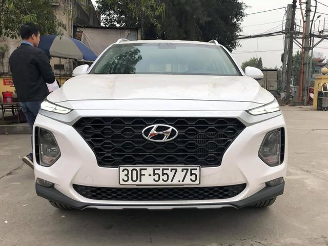 Bộ sưu tập Hyundai Santa Fe mang biển số khủng tại Việt Nam: Hà Nội chiếm ưu thế - Ảnh 3.