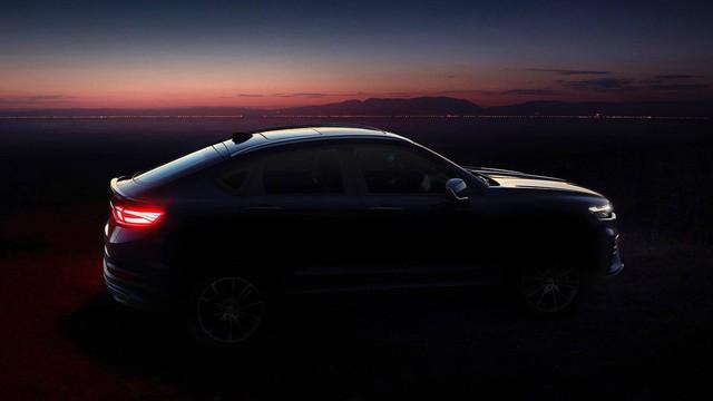 Lộ diện SUV Trung Quốc chất Volvo sắp trình làng, đòi cạnh tranh Mercedes-Benz GLC - Ảnh 6.