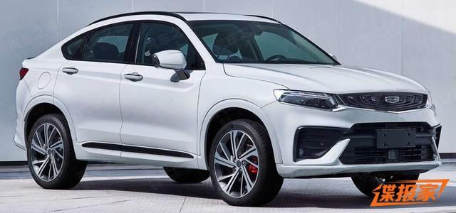 Lộ diện SUV Trung Quốc chất Volvo sắp trình làng, đòi cạnh tranh Mercedes-Benz GLC - Ảnh 1.
