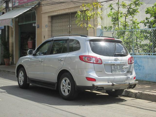 Bộ sưu tập Hyundai Santa Fe mang biển số khủng tại Việt Nam: Hà Nội chiếm ưu thế - Ảnh 11.