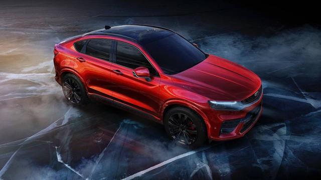 Lộ diện SUV Trung Quốc chất Volvo sắp trình làng, đòi cạnh tranh Mercedes-Benz GLC - Ảnh 2.