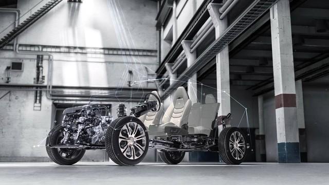 Lộ diện SUV Trung Quốc chất Volvo sắp trình làng, đòi cạnh tranh Mercedes-Benz GLC - Ảnh 4.