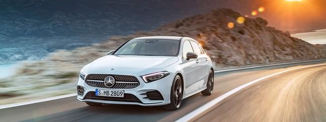BMW, Mercedes-Benz sẽ chia sẻ khung gầm 1-Series và A-Class: Từ đối đầu thành anh em - Ảnh 1.