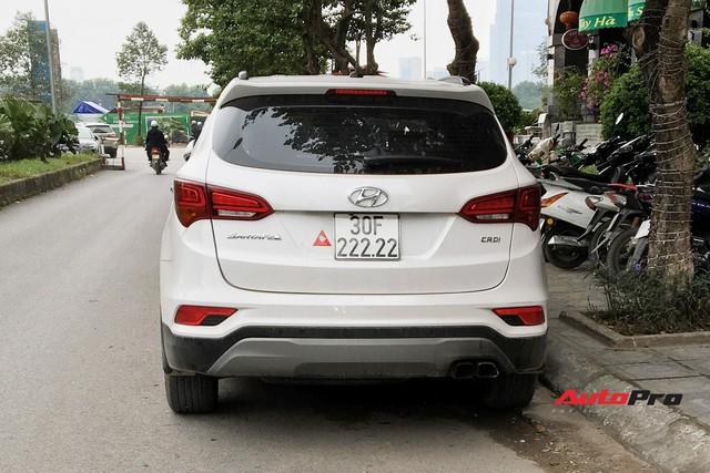 Bộ sưu tập Hyundai Santa Fe mang biển số khủng tại Việt Nam: Hà Nội chiếm ưu thế - Ảnh 6.