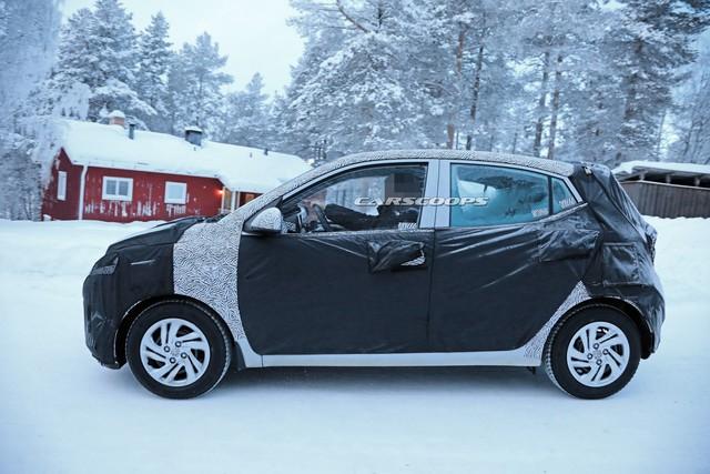 Hyundai i10 thế hệ mới lộ diện: Đột biến về thiết kế nội thất - Ảnh 4.
