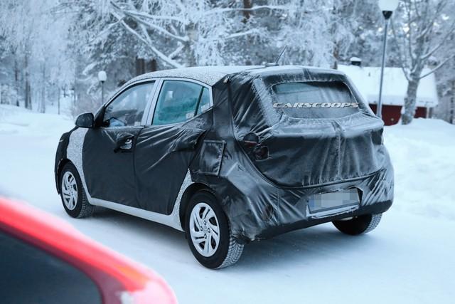 Hyundai i10 thế hệ mới lộ diện: Đột biến về thiết kế nội thất - Ảnh 3.