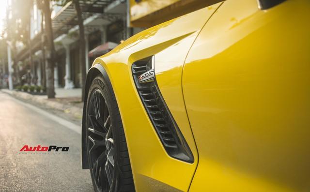 Chevrolet Corvette Z06 duy nhất tại Hà Nội độ cánh gió kích thước khủng - Ảnh 9.
