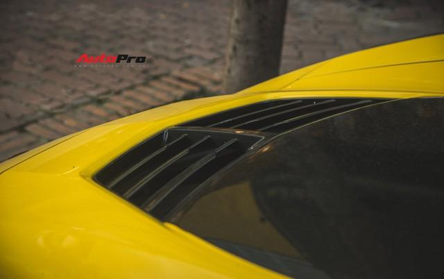 Chevrolet Corvette Z06 duy nhất tại Hà Nội độ cánh gió kích thước khủng - Ảnh 5.