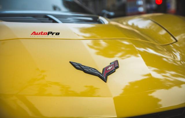 Chevrolet Corvette Z06 duy nhất tại Hà Nội độ cánh gió kích thước khủng - Ảnh 6.