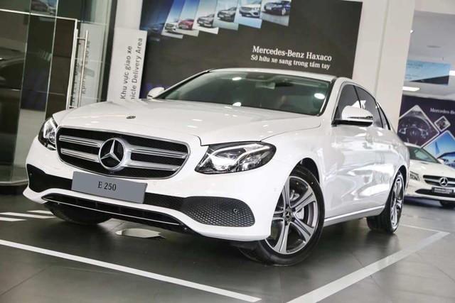 Mercedes-Benz sắp ra mắt E350 thay thế E300 AMG, đồng thời nâng cấp E250 tại Việt Nam - Ảnh 2.