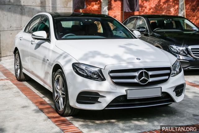 Mercedes-Benz sắp ra mắt E350 thay thế E300 AMG, đồng thời nâng cấp E250 tại Việt Nam - Ảnh 1.