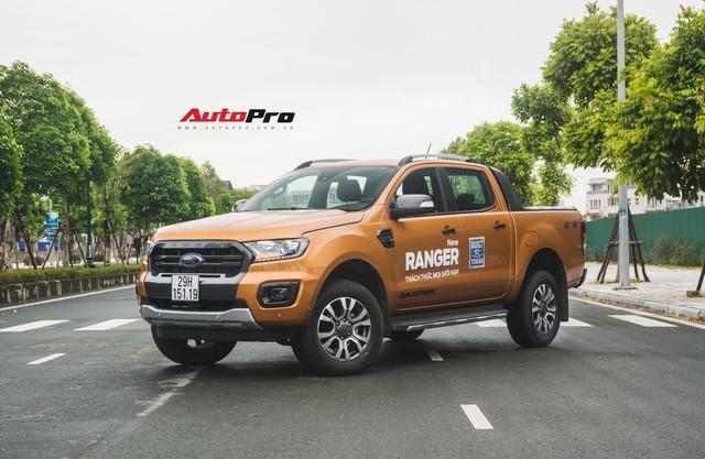 Ford Ranger không chỉ bán chạy nhất Việt Nam mà còn trên toàn châu Á-TBD - Ảnh 1.