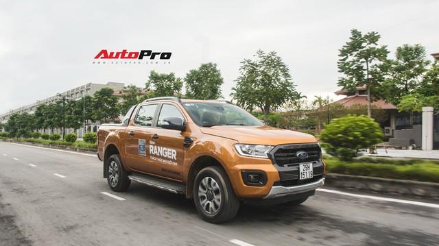 Ford Ranger không chỉ bán chạy nhất Việt Nam mà còn trên toàn châu Á-TBD