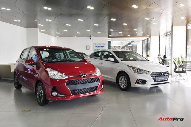 Hyundai lần đầu thống trị 2 vị trí top bán chạy tại Việt Nam và những điều kỳ lạ trong tháng 4/2019 - Ảnh 2.