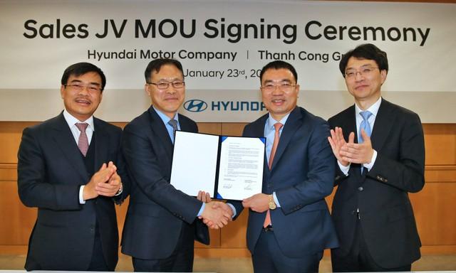 Hyundai thêm liên doanh tại Việt Nam, tham vọng bán 100.000 xe/năm đấu Toyota - Ảnh 1.