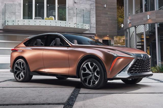 Chuỗi đại lý phản đối Lexus khi ghẻ lạnh LX 570 - Ảnh 2.