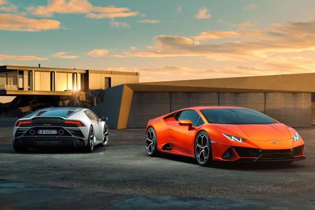Ferrari và bài học đắt giá truyền tải tới Lamborghini - Ảnh 1.
