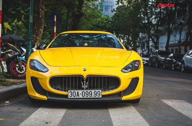 Chiếc Maserati này đặc biệt nhất Việt Nam vì 3 lý do mà không phải ai cũng biết - Ảnh 3.