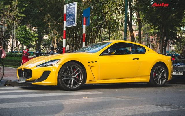 Chiếc Maserati này đặc biệt nhất Việt Nam vì 3 lý do mà không phải ai cũng biết - Ảnh 1.