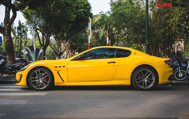 Chiếc Maserati này đặc biệt nhất Việt Nam vì 3 lý do mà không phải ai cũng biết - Ảnh 4.