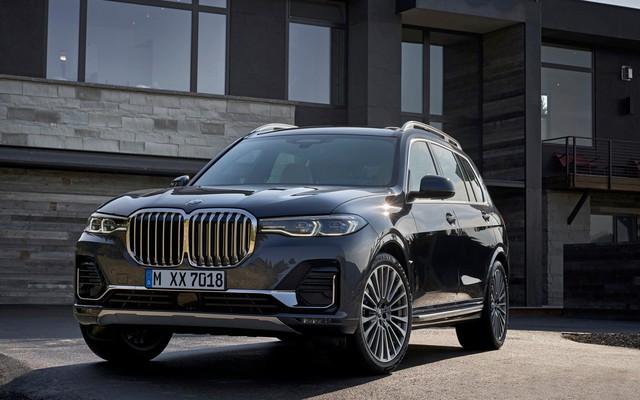 BMW X7 sắp về Việt Nam cần dè chừng những 'khủng long' 7 chỗ giá tới cả chục tỷ đồng - Ảnh 1.