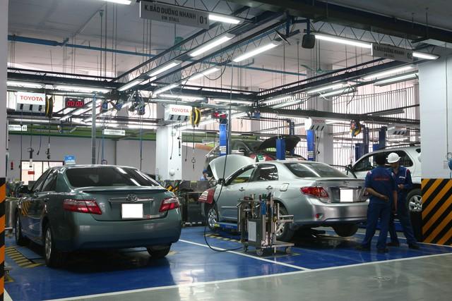 Bị chê thùng tôn di động, Toyota ăn điểm nhờ dịch vụ hậu mãi - Ảnh 1.