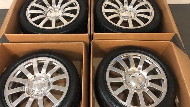 Rao bán 4 bánh xe Bugatti Veyron giá 100.000 USD: Đủ tiền mua hẳn một chiếc Mercedes S-Class mới coóng - Ảnh 3.