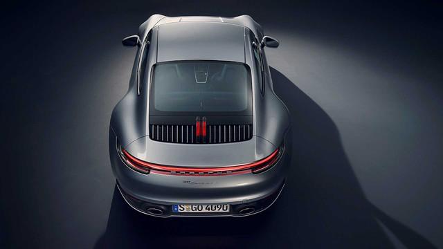 5 điểm nhấn thiết kế giúp Porsche 911 2019 tiếp tục trở thành huyền thoại - Ảnh 3.