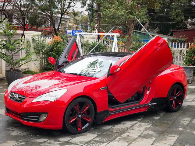 Độ cửa như siêu xe Lamborghini, mẫu xe này vẫn chỉ rẻ như Hyundai Grand i10 - Ảnh 5.