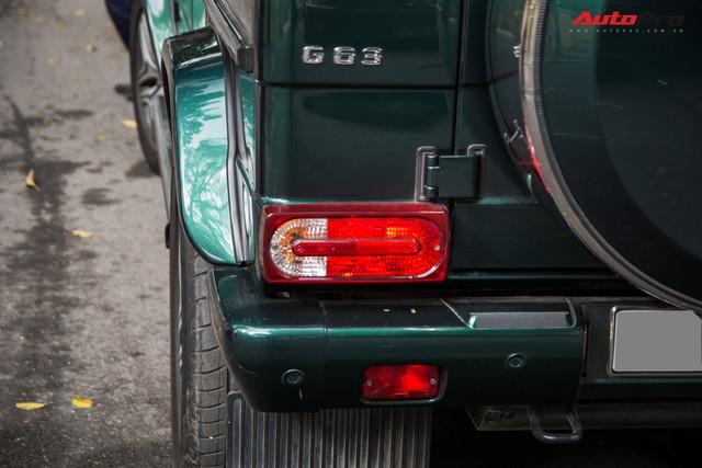 Chi tiết này giúp chiếc Mercedes-AMG G63 7 tỷ của đại gia Hà Nội dù cũ nhưng vẫn cuốn hút và độc nhất Việt Nam - Ảnh 9.