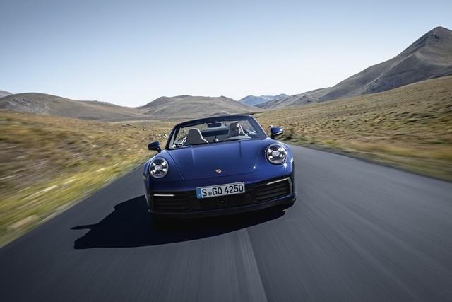 Porsche 911 Carrera mui trần chốt giá từ hơn 8,4 tỷ đồng tại Việt Nam - Ảnh 7.