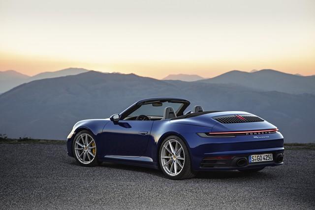 Porsche 911 Carrera mui trần chốt giá từ hơn 8,4 tỷ đồng tại Việt Nam - Ảnh 5.