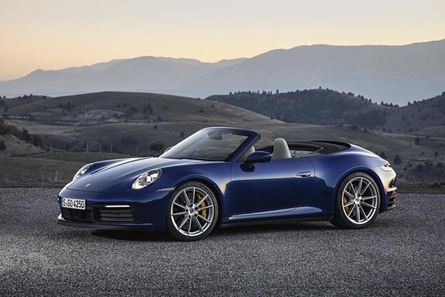 Porsche 911 Carrera mui trần chốt giá từ hơn 8,4 tỷ đồng tại Việt Nam - Ảnh 4.