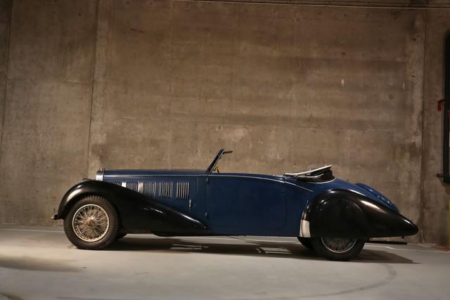 Khai quật bộ sưu tập Bugatti triệu đô của nghệ sĩ nghèo - Ảnh 6.