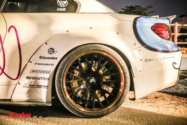 Độ BMW 428i Convertible theo phong cách này thì chỉ có thể là Hoàng Kim Khánh - Ảnh 6.