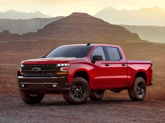 10 xe giữ giá nhất tại Mỹ năm 2018: Toàn SUV và bán tải nhưng xe do nước nào sản xuất lại gây bất ngờ - Ảnh 3.
