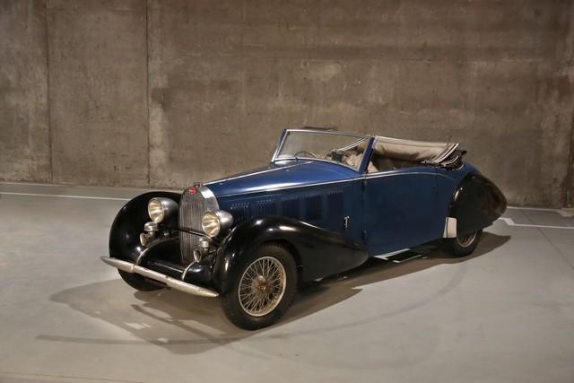 Khai quật bộ sưu tập Bugatti triệu đô của nghệ sĩ nghèo - Ảnh 5.