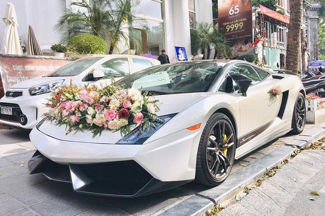 Lamborghini Gallardo Superleggera độc nhất Việt Nam làm xe dâu và hình ảnh khiến nhiều người cảm thấy sợ hãi - Ảnh 3.